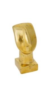 Baal, Small, Brass