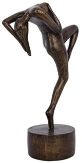 Sirena Statue, Brass