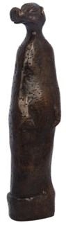 Kiko Statue, Brass