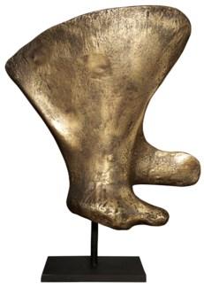 Whale Bone 86E, Brass