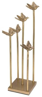 Flight, Solid Brass