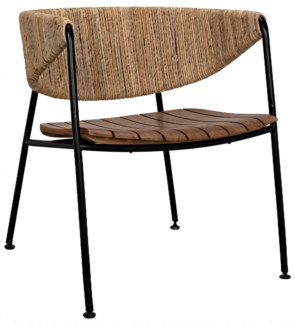 Helena Chair, Rush Sea Grass