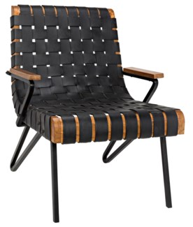 Laramy Chair, Metal