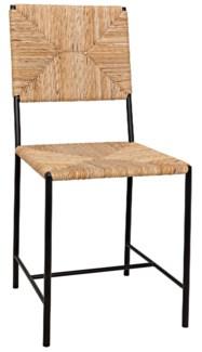 Woven Chair, Iron