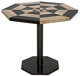 Irina Table, Fossil and Metal