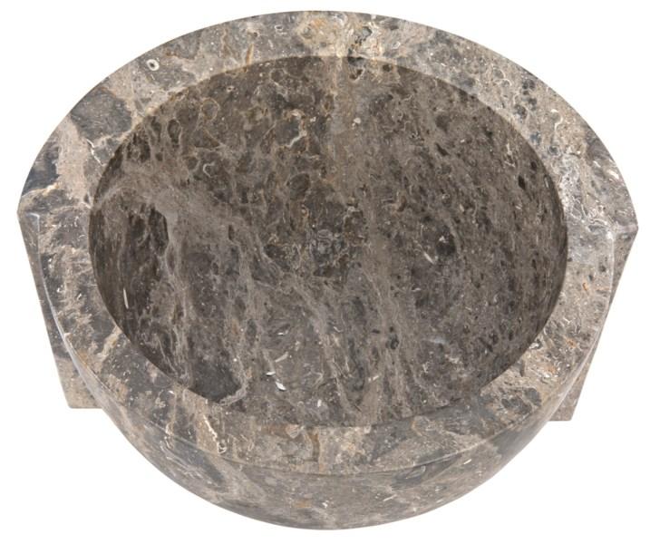 Kuno Bowl, Black Marble