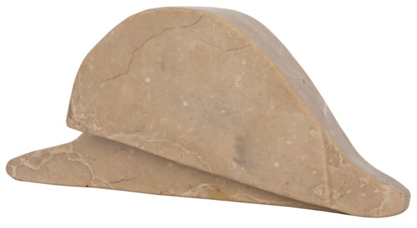 Probe Sculpture, White Marble
