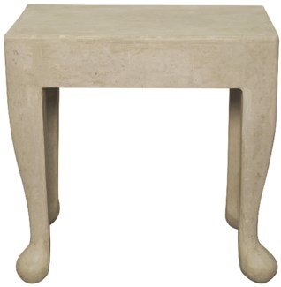 Hoof Side Table, Fiber Cement
