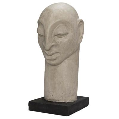 Thor Sculpture, Fiber Cement