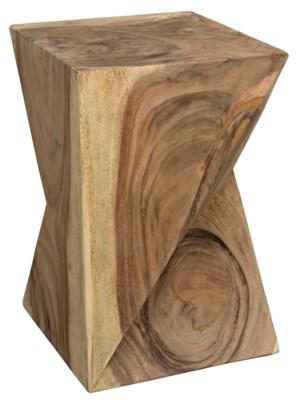 Querelle Stool, Munggur Wood