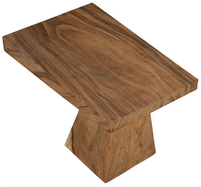 Achilles Table, Munggur Wood