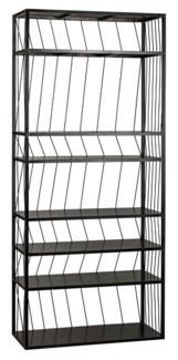 Allen Bookshelf, Metal