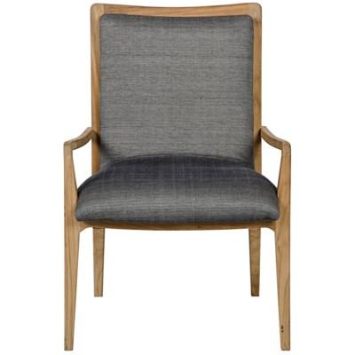 Caius Arm Chair, Teak