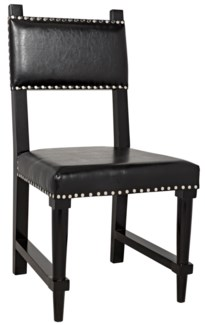 Kerouac Chair, Distressed Black