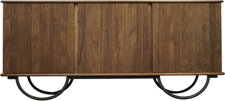 Alain Sideboard, Dark Walnut