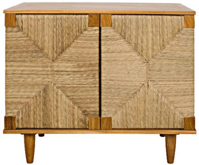 Brook 2 Door Sideboard, Teak