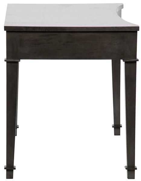 QS Curba Desk, Pale