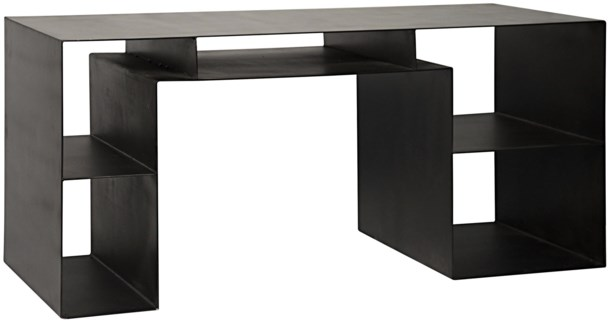 Brock Desk, Metal