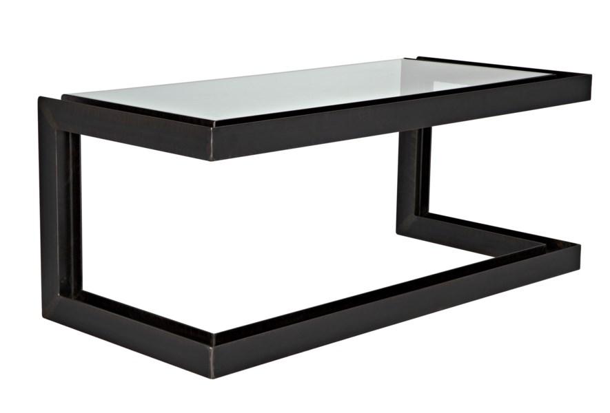 Structure Metal Desk