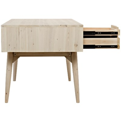 Mateo Desk, Bleached, Old Wood
