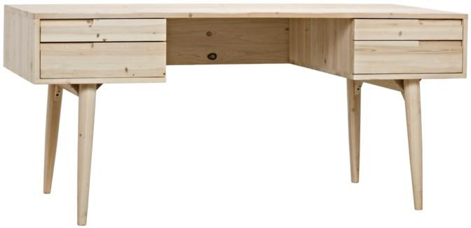 Mateo Desk, Bleached, Old Wood