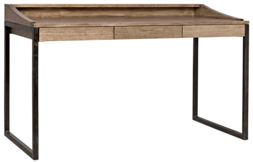 Ling Desk, Washed Walnut