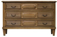 Radfort Dresser, Saddle Brown