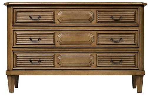 Radfort Dresser, Saddle Brown