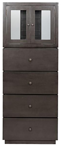Sancho Jewelry Cabinet, Pale