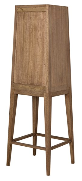 Vadim Hutch, Washed Walnut Finish