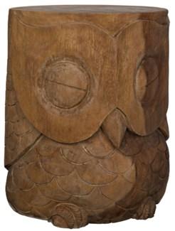 Owl Stool, Munggur