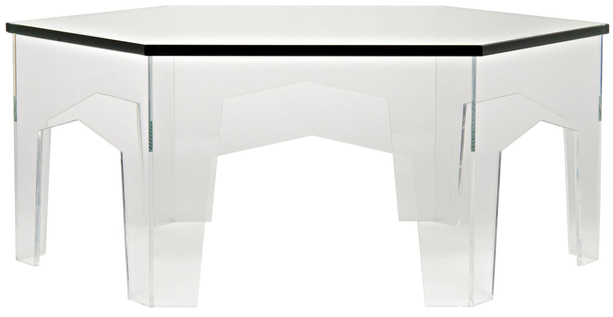 Kame Acrylic Coffee Table cocktail tables