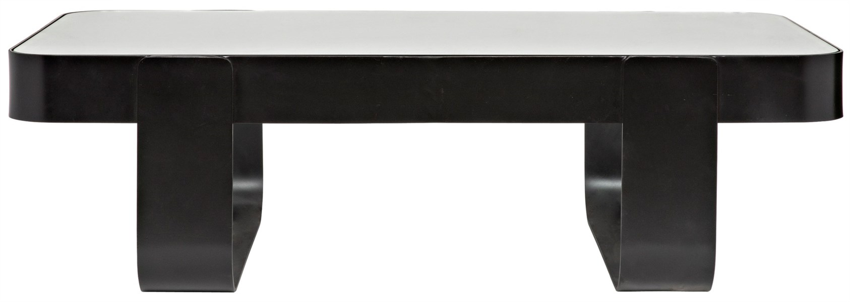 Marshall Coffee Table, Metal