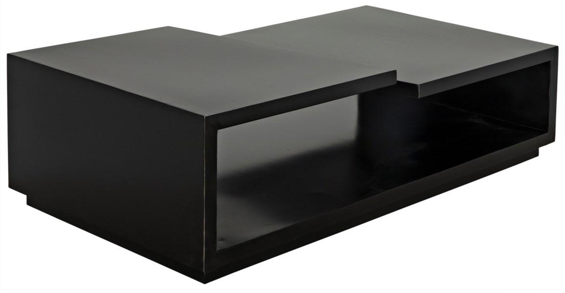 Shift Coffee Table, Metal