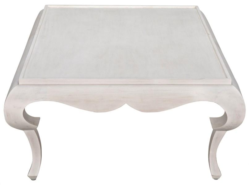 Rena Coffee Table, White Wash