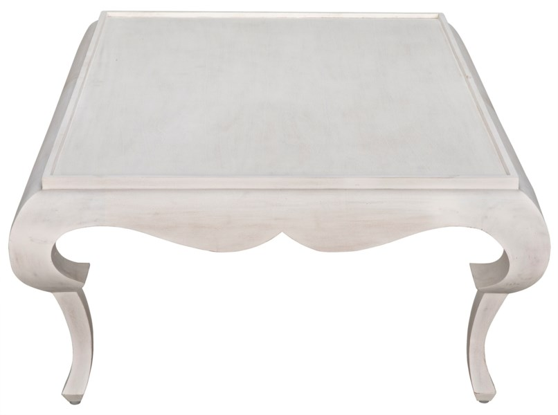 Z Rena Coffee Table, White Wash