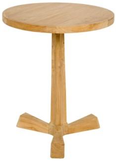 Birmingham Side Table, Teak