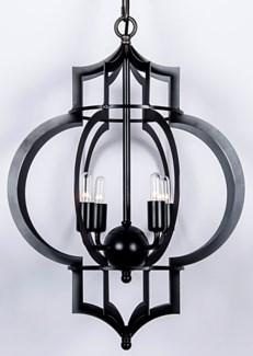 Palace Pendant, Metal