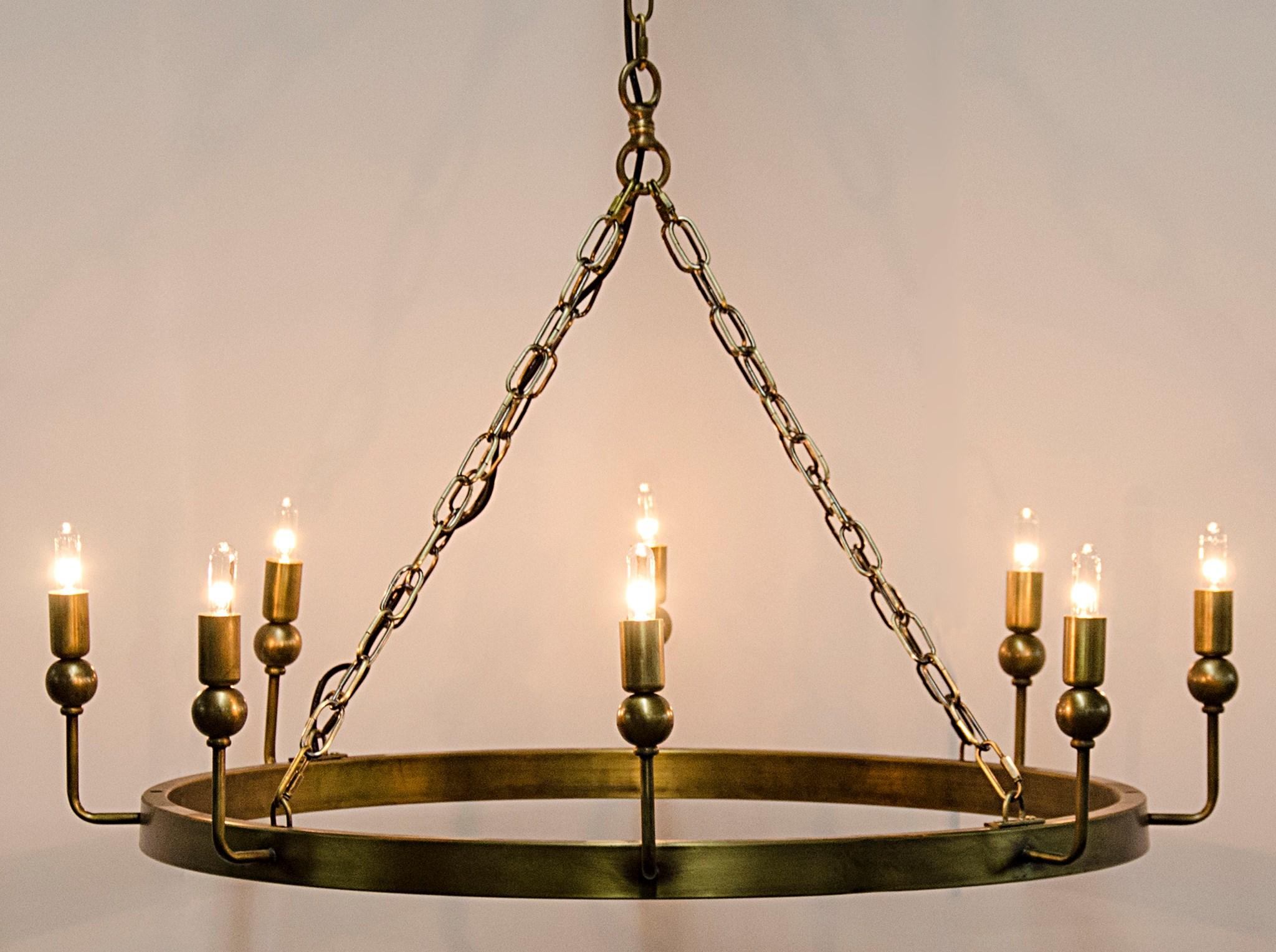 Blinder Chandelier chandeliers