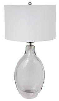 Vertical Ghost Table Lamp