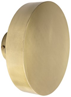 Lubmila Sconce, Antique Brass