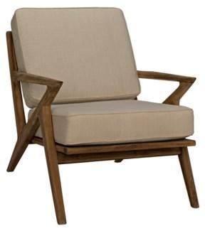 Tanta Chair, Teak