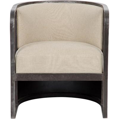 QS Joseph Chair, Metal