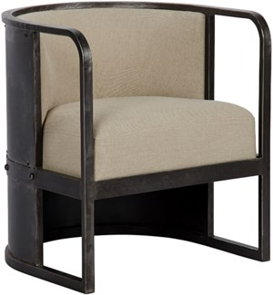 QS Joseph Chair, Metal
