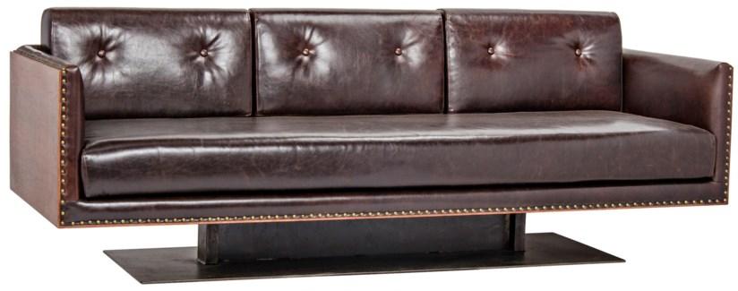 Sabah Sofa, Leather