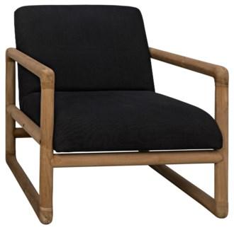 Metz Chair, Teak