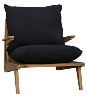 Siprino Chair, Teak