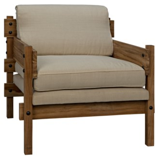 Chalet Chair, Teak