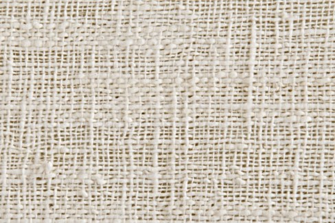 White Hand-Woven Cotton