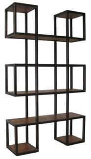 QS Block Bookcase